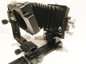 Shift&Tilt Balgengerät  Plaubel  sehr massive und schöne Konstruktion