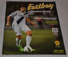 MINT! Eastbay Catalog OMAR GONZALEZ Cover LOS ANGELES GALAZY July 2013 LA