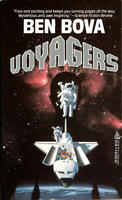Complete Set Series - Lot of 4 Voyagers books by Ben Bova