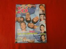 Vintage Pop Teen Rock Magazine with Posters Feb. 2000 N' Sync, Britney Spears G5