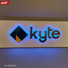 New Back Lit Led Channel Letters Sign 14 Customize Orders Only
