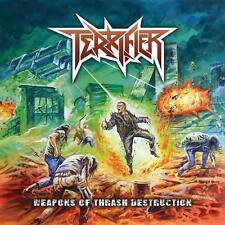 TERRIFIER - Weapons of Thrash Destruction (CAN THRASH/SPEED METAL*SKULL HAMMER)