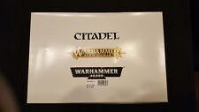 Warhammer 40,0000: Necron Tesseract Vault/Obelisk GW Plastic NIB