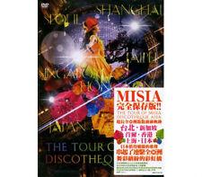 Misia: The Tour of Misia Discotheque Asia (2009) Japan / 2DVD TAIWAN