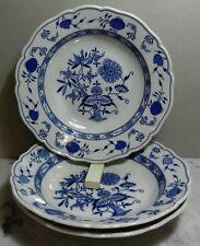 Älterer Suppenteller Hutschenreuther gr. tiefer Ess Teller Zwiebelmuster 1925-39