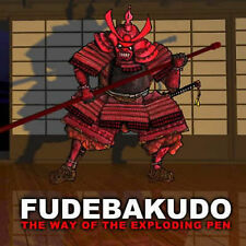 Fudebakudo: The Way of the Exploding Pen, Beholder, David Whiteland