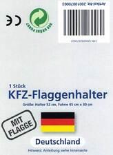 Autofahnen 1A Qualität KFZ-Flagge 2014 Deutschland Italien Griechenland Türkei