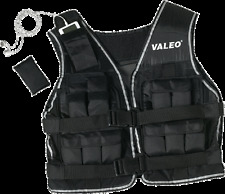 NEW VALEO  HEAVY DUTY 20LB WEIGHT VEST STRENGHT CARDIO SPORTS  PERFECT WORKOUT