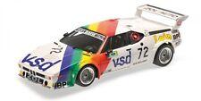 Bmw M1 Team Bmw France Zol'auto Rousselot Servanin Ferrier 24h Le Mans 1981 1:18