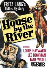 House By the River [New DVD] Black & White