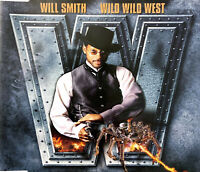 Will Smith ‎Maxi CD Wild Wild West - Europe (M/EX)