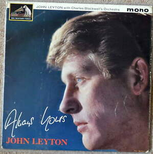 Always Yours - John Leyton with Charles Blackwell's Orchestra 1963. Mono