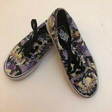 DISNEY Villains Vans Shoes Women's Size 5.5 Men's Size 4 Nice