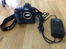 Canon EOS 1D mark II as NEW - shutter count 979