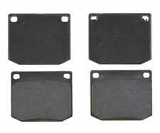 Disc Brake Pad Set-Element3; Organic Front Raybestos PGD2