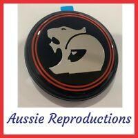 VP HSV Bonnet Badge, Senator, Clubsport etc Twin Red Ring Reflective Decal