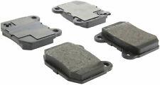 Centric Posi-Quiet Brake Pad Rear For 03-17 Infiniti/Nissan/Subaru #104.09610