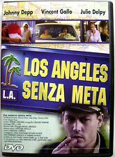Dvd Los Angeles senza meta di Mika Kaurismäki 1998 Usato editoriale