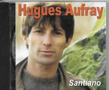 CD COMPIL 20 TITRES--HUGUES AUFRAY--SANTIANO...