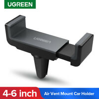 Ugreen Air Vent Car Mount Phone Holder 360° for iPhone X, 8, 7 Samsung S9 S8 GPS