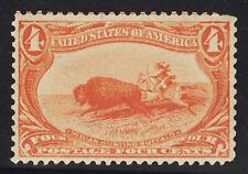 United States Postage Stamp Scott No 287, Mint LH, F/VF