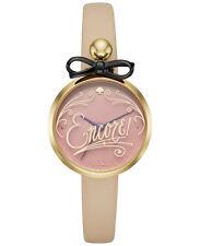 Kate Spade Women's Metro Vachetta Leather Strap Watch KSW1176 NEW IN BOX!!