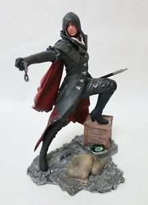 Assassins Creed Syndicate Evie Frye The Intrepid Sister Statue 22cm Tall Ubisoft