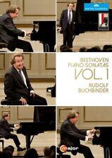 BLU-RAY  - BEETHOVEN THE PIANO SONATAS VOL.1 / 2015 (NEW / NOUVEAU / SEALED)