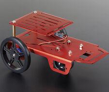Adafruit Mini Robot Rover Chassis Kit, Roboter-Bausatz con 2 Motores, 2939