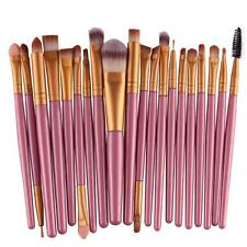 Luxury High Quality 20pcs/set Makeup Brush Set tools Make-up Toiletry Kit Wool