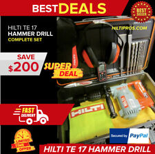 Hilti Te 17 Drill Free Measuring Laser Made In Germany Excellent Condition