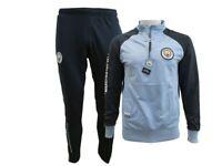 Tuta ufficiale Manchester City completo Maglia e pantaloni originale uomo donna