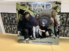 Tad LP Quick and Dirty RSD 2019 Sealed
