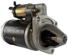 Démarreur remplace Valéo d11e35 pour Case / Fiat-Allis / Massey Ferguson