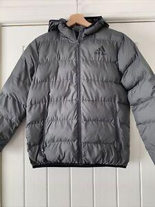 Boys Adidas Puffer Coat Aged 11-12 Years