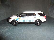 Custom Motormax Police 1/24 Berkeley County, SC Sheriff Ford SUV