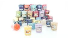 30 Official Yankee Candle Votive Samplers Assorted Fragrances Full Classic Range