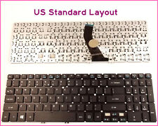 New Laptop US Keyboard For Acer Aspire M3-581T M3-581TG Black