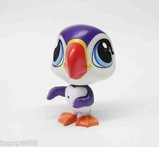Littlest Pet Shop LPS in the City Single Pack Puffer Auckland #25 bird figure