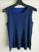 issey miyake pleats please tops size 3 made in japan near mint F/S