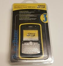 OtterBox Defender Case for Blackberry Curve 8300, 8310, 8320, 8330 - Black