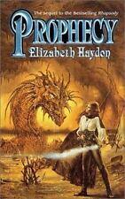 PROPHECY BY ELIZABETH HAYDON-FANTASY-SEQUEL TO THE BESTSELLING RHAPSODY