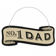 Novelty Dad Decorative Plaques & Signs