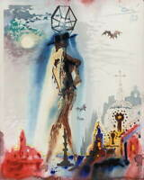 Salvador Dali Don Jose Poster Reproduction Paintings Giclee Canvas Print