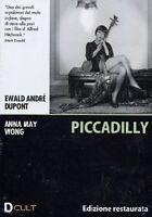 Dvd **PICCADILLY** Edizione Restaurata di Ewald André con anna May Wong 1926