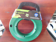 GREENLEE Steel Fish Tape -  FTS438-240 - 240ft  73m