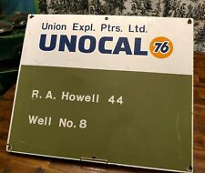 Union 76 No Smoking Gas Oil Sign...FREE shipping on 10 signs
