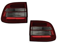 Porsche 955 Cayenne 2003-2006 Dectane Brand LED Red & Black Taillights Brand New