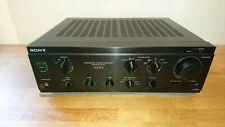 Sony TA-F550ES  Amplificateur Amplifire Poweramp Stereo Hifi Verstärker