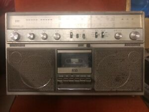 LARGE ITT TOURING 120 STEREO RADIO RECORDER